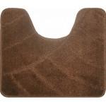 Коврик для туалета 45*55 коричневый BANYLIN 184