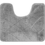 Коврик для туалета 45*55 серый BANYLIN 172