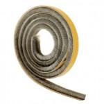 Уплотнитель 5,5м щеточный для мебели сер 7*12мм
