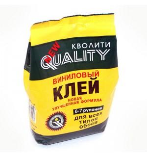 Клей обойный КВАЛИТИ винил 200гр/30