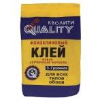 Клей обойный КВАЛИТИ флизелин. 200гр/30